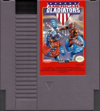 American Gladiators Box Art