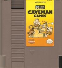 Caveman Games Box Art
