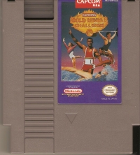 Capcom's Gold Medal Challenge '92 Box Art