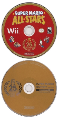 Super Mario All-Stars - Limited Edition Box Art