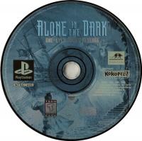 Alone in the Dark: One Eyed Jack's Revenge Box Art