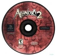 Alundra 2: A New Legend Begins Box Art