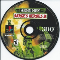 Army Men: Sarge's Heroes 2 Box Art