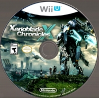 Xenoblade Chronicles X Box Art