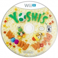 Yoshi's Woolly World Box Art