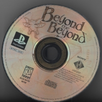 Beyond the Beyond Box Art