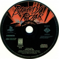 Bloody Roar Box Art