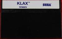Klax Box Art