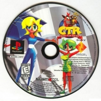 Crash Team Racing Box Art
