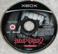 Blood Omen 2: The Legacy of Kain Series Box Art