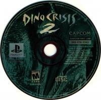 Dino Crisis 2 Box Art