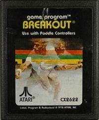 Breakout (picture label) Box Art