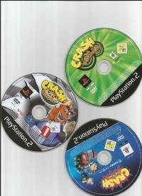 Crash Bandicoot: Action Pack Box Art