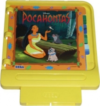 Pocahontas [SE] Box Art