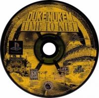 Duke Nukem: Time to Kill Box Art