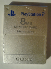 Sony Memory Card SCPH-10020 ESS Box Art