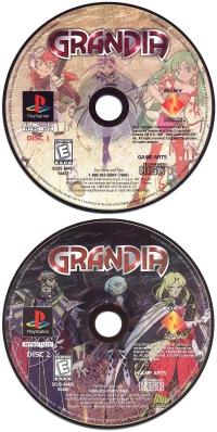 Grandia Box Art