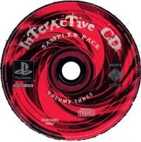 Interactive CD Sampler Pack Volume Three Box Art