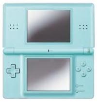 Nintendo DS Lite - Brain Age Box Art