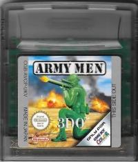 Army Men Box Art