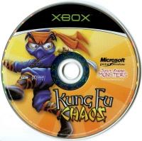 Kung Fu Chaos Box Art