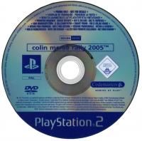Colin McRae Rally 2005 Promo Disc Box Art