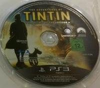 Adventures of Tintin, The: The Secret of the Unicorn Box Art
