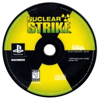 Nuclear Strike Box Art