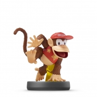 Diddy Kong - Super Smash Bros. Box Art