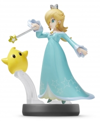 Rosalina - Super Smash Bros. (gray Nintendo logo) Box Art