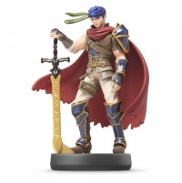 Ike - Super Smash Bros. Box Art