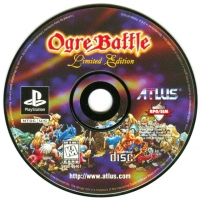 Ogre Battle: The March of the Black Queen Box Art