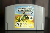 Army Men: Air Combat [CA] Box Art