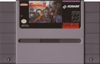 Super Castlevania IV Box Art