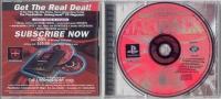 PlayStation Underground Jampack Demo Disc - Winter '98 Box Art