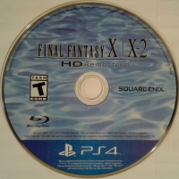 Final Fantasy X | X-2 HD Remaster Box Art