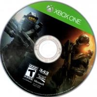 Halo 5: Guardians Box Art
