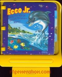 Ecco Jr. and the Great Ocean Hunt Box Art