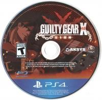 Guilty Gear Xrd -SIGN- Box Art