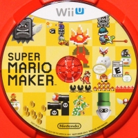 Super Mario Maker (Idea Book Included) Box Art