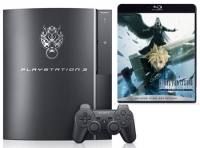 Sony PlayStation 3 ACCP-34031 - Final Fantasy VII: Advent Children Complete Box Art