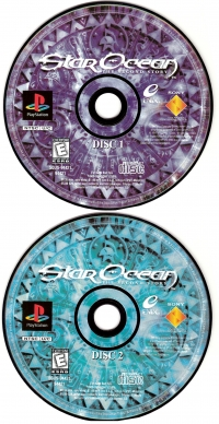 Star Ocean: The Second Story Box Art
