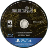 Final Fantasy Type-0 HD - Day One Edition Box Art