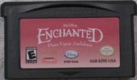 Enchanted: Once Upon Andalasia Box Art
