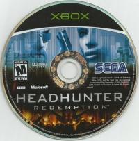 Headhunter: Redemption Box Art