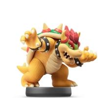 Super Smash Bros. - Bowser (grey Nintendo logo) Box Art