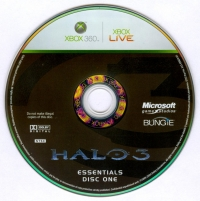 Halo 3 : Essentials Box Art