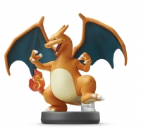 Charizard - Super Smash Bros. (gray Nintendo logo) Box Art