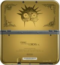 New Nintendo 3DS XL - The Legend of Zelda: Majora's Mask 3D Limited Edition [EU] Box Art