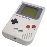 Nintendo Game Boy - Tetris [US] Box Art